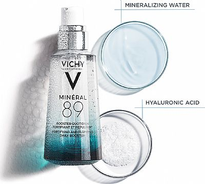 Vichy Mineral 89, 75ml. Winter size.
