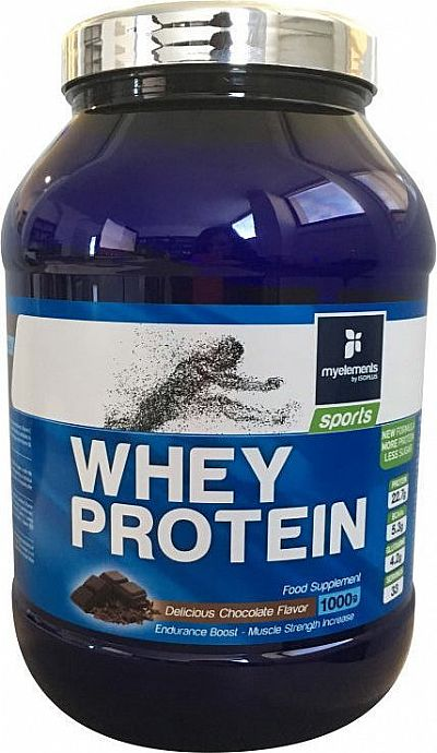 My Elements Whey Protein 1000gr Σοκολάτα